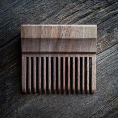 TimberWolf Beard Comb