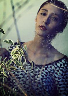 Capicúa #water #crystal #glass #fashion #plant