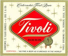 Tivoli Beer