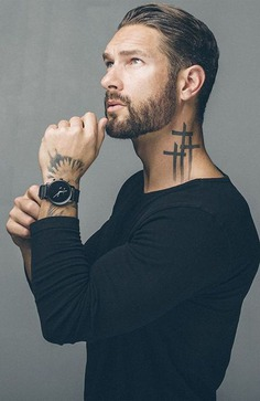 Three Cross Tattoo