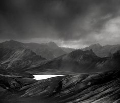 The Laki Fissure/ Sverrir Thorolfsson #photography #mountains #landscape