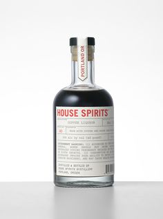 Liquor, spirits, packaging design, bottle