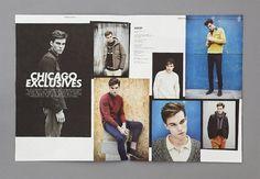 «Useful — Topman Chicago Zine AW/11» в потоке «Журналы / Книги, Типографика» — Посты на сайте Losko #topman #magazine