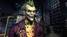 Batman Arkhma Joker