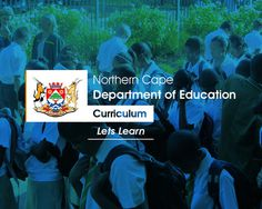Department of Education #branding #africa #design #lehlohonolo #south #logo #corporate #education #identity #kimberley #blue #layout #typography