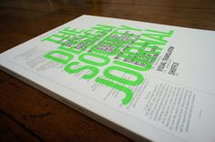Foreign Policy Design Group » The Design Society Journal #creative #policy #design #graphic #foreign #typography