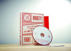 Anxiety Flight Packaging #dribbble #branding