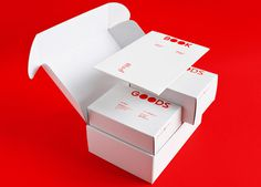 The Second Aid — The Dieline #packaging #disaster #care #emergency