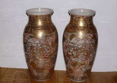 Vases pair