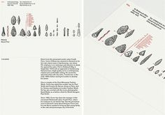 Flint by Bibliothèque #letterhead #design #graphic #identity