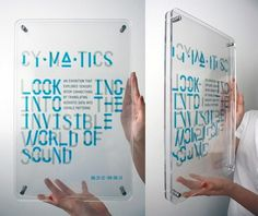 Typography #typography #installation #plague