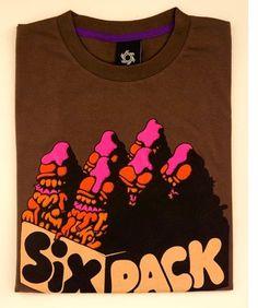 Finsta - Sixpack #illustration #finsta