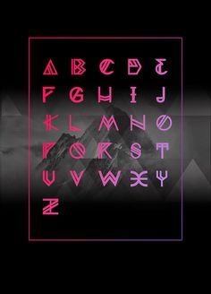 Nordic Free Typeface