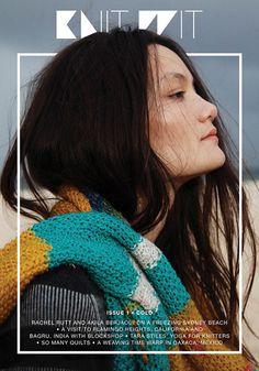 Knit Wit: A New Magazine About A Timeless Craft