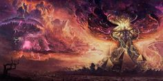 Nick Keller: Damn the Sky! Beastwars #nick #album #beastwars #artwork #record #art #keller #canvas #cd #oil