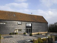 Chantry Farm Barn by Hudson Architects 1