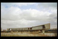 All sizes   mijdrecht bedrijfsgebouw johnson wax 02 1966 maaskant ha (n201)   Flickr - Photo Sharing! #mijdrecht #netherlands #architecture #maaskant #johnson #hugh #wax