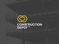 Construction Depot #logo #symbol
