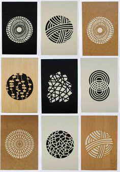 Designs #art #geometry #laser cut
