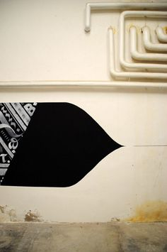 Blaqk #graffiti #blaqk #minimal #fecal #face