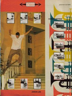 Already Been Done » The Chrome Ball Incident for ABD #7: Jason Lee