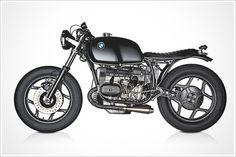 Beautiful in black #motorbike #r60