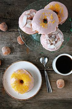 donuts! #donuts #food #styling