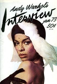 Love is in Vogue #bianca jagger #interview #andy warhol