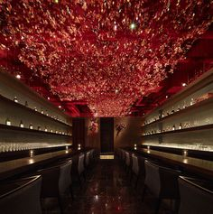 RICCA Bar Inspired by Hanami – Cherry Blossom Viewing