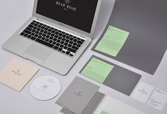 Bear René : Lovely Stationery . Curating the very best of stationery design #bear #ren #stationary #marque