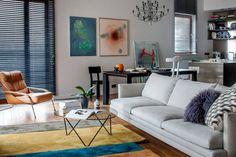 living room, dinning room