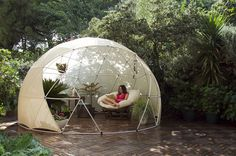 igloo,garden,structure,estructura,jardin,green,yard,outsite,architecture,chilling,plants