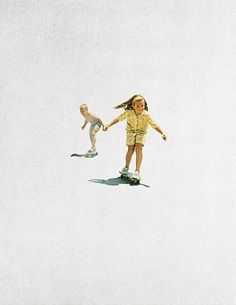 Beautiful/Decay Cult of the Creative Arts #white #skateboarding #vu #vintage #kids #brian