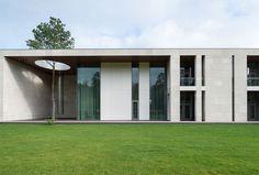 An Impressive Dwelling Decorated in Natural Stone - #architecture, #home, #decor, #interior, #homedecor