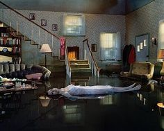 Gimme More Bananas: Gregory Crewdson #shakespeare #twilight #photography