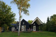Rustic Village House Integrating Traditional Danish Elements by Powerhouse Company #rustic #architecture