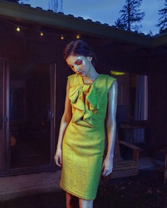 Cinematic and Conceptual Fashion Photography by Kate Woodman