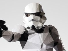 62933db8a9383d6a2eafc713ca23e3d3 d4ueq7d_1_ #stormtrooper #triangulation #triangles