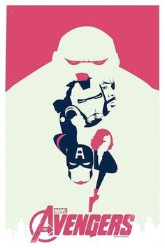 iWallpaper4U* #heros #super #comic #illustration #avengers #marvel