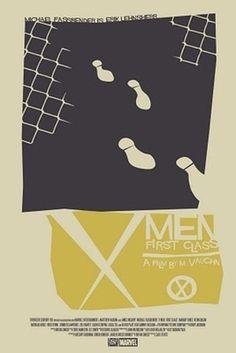 Super Punch: X-men poster contest #first #class #xmen #poster #movies