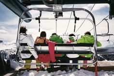 14 minutes ago #louise #carl #35mm #zeiss #chair #lift #film #lake #winter
