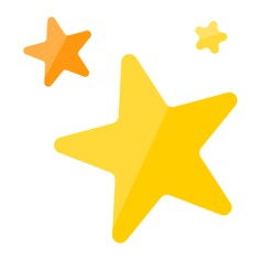 See more icon inspiration related to star, light, night, sparkles, sparkle, sparkling, stars, shapes and nature on Flaticon.