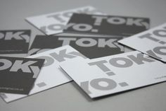 • Tokyo Digital - Effektive® Design for Print, Screen & Environment #branding