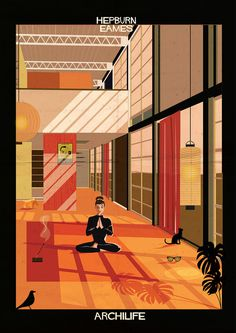 federico babina archilife adds cinematic stars to architect-designed interiors #archlife