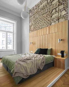 bedroom, Architres Studio