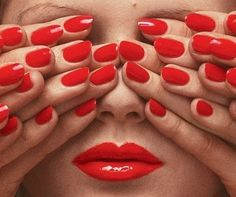 RED #guy #bourdin
