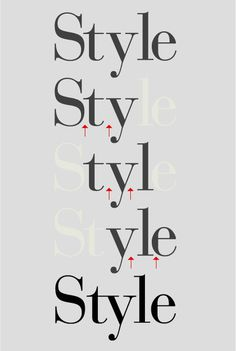 Typeverything.com — Three Letter Kerning (via TypeTalk | CreativePro.com) #kerning