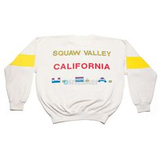 Adidas Sweatshirt 1960 Winter Olympics U.S.A