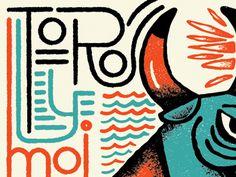 Torymoi_tadcarpenter #type #illustration