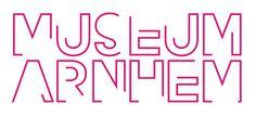 Vormplatform #graphic design #logo #pink #lava #museum arnhem